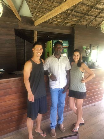 Tangalle, Sri Lanka: happy guests