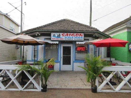 Saigon Village: Front of restaurant