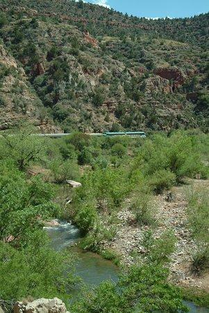 Clarkdale, AZ: A Stream, part 2.