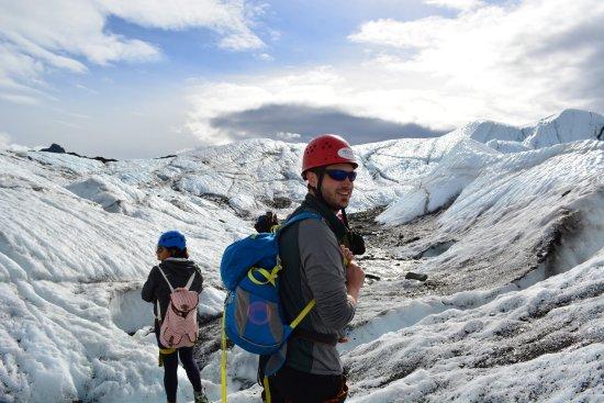 Glacier View, AK: Matanuska Glacier