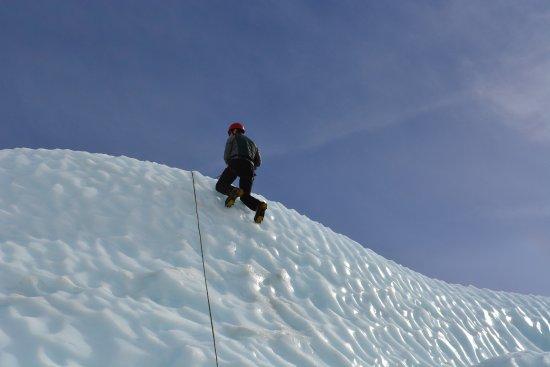 Glacier View, AK: Alec Ice Climbing