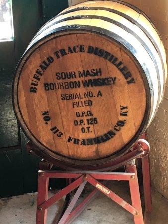 Frankfort, KY: Buffalo Trace Distillery