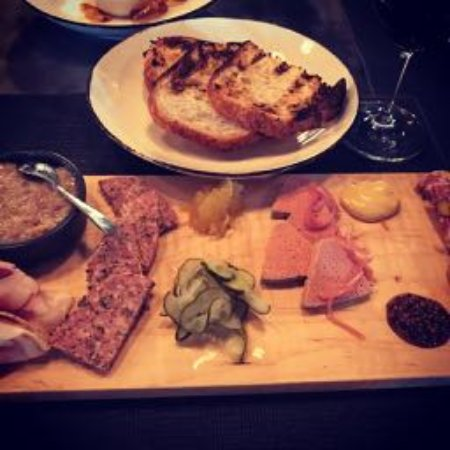 The Amsterdam: Charcuterie