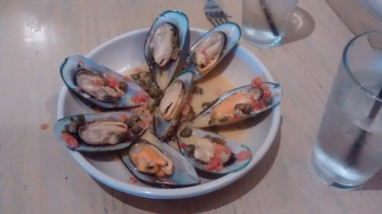 กรีนวูดวิลเลจ, โคโลราโด: green lip mussels