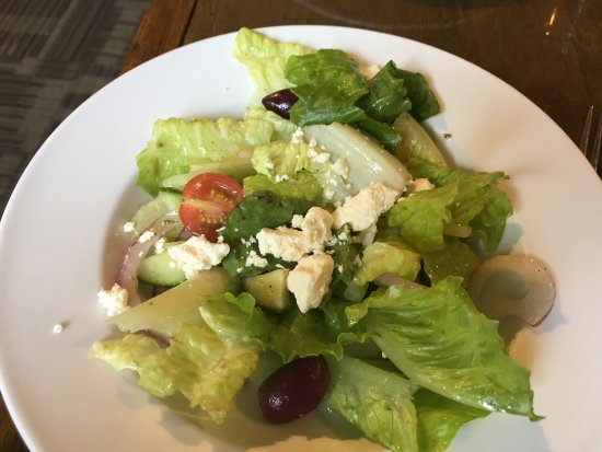 Massey, Canada: Greek salad