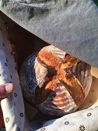 Hartland, VT: freshly baked bread by Suzy
