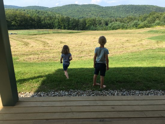 Hartland, VT: spectacular views