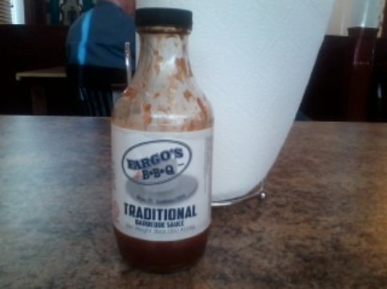 Bryan, TX: Fargo's awesome sauce!!!!