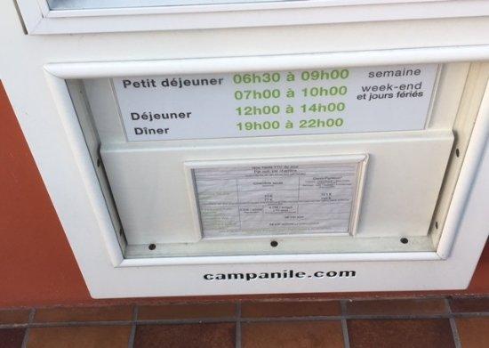 Herouville-Saint-Clair, Prancis: L'hôtel Campanile