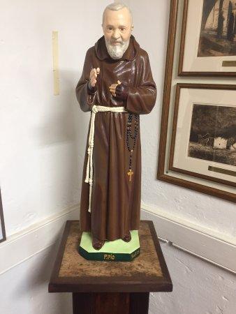 Solvang, Califórnia: Padre Pio