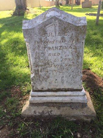 Solvang, Califórnia: Grave in cemetery