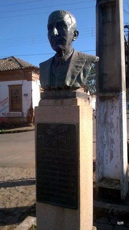 Monumento Jacob Arnt