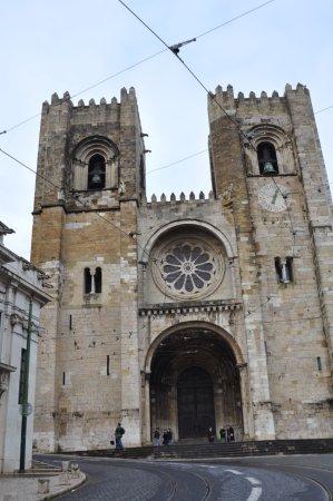 Sé de Lisboa ( Igreja de Santa Maria Maior ): Exterior.