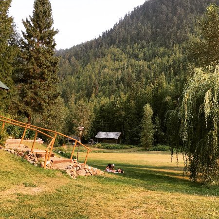 Lumby, Canadá: The Meadow at Cozy Cabins