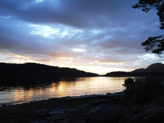 Black Creek, Kanada: Sunset