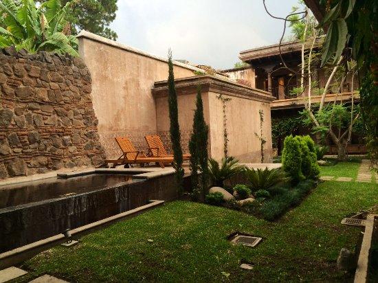 El Convento Boutique Hotel: Tranquilidad, paz y naturaleza...
