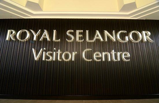 Tanjung Tokong, Malasia: Royal Selangor Visitor Centre, Straits Quay