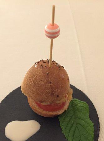 Nell'attesa_Mini Hamburger Home Made