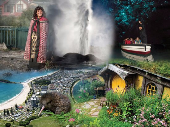 Tauranga, Nueva Zelanda: Zealandier Tours Hero Image - experience all the main attraction sites with us.