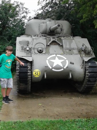 Carlisle, Πενσυλβάνια: US Army Heritage Center - 8/17