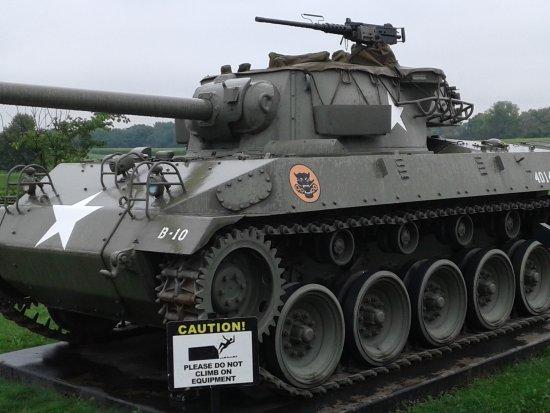 Carlisle, PA: US Army Heritage Center - 8/17