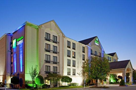 Sugar Land, TX: Hotel Exterior