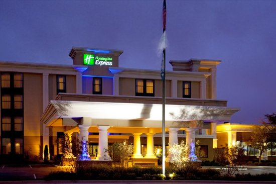 Holiday Inn Express Northwest-Park 100 : Holiday Inn Express Indianapolis Northwest Park 100