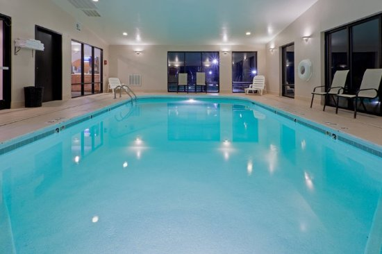 South Charleston, WV: Enjoy a relaxing swim in our indoor heated swimming pool