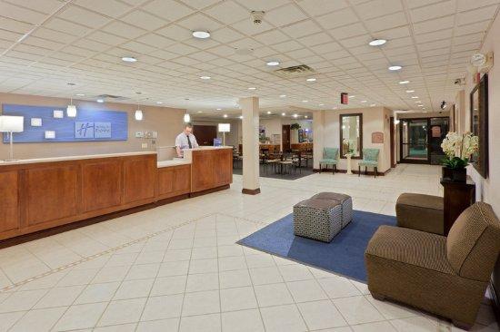 South Charleston, Virginia Occidental: Hotel Lobby