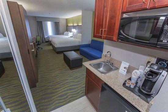 McDonough, Geórgia: Guest Room