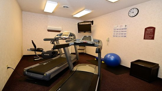 Fort Atkinson, WI: Fitness Center