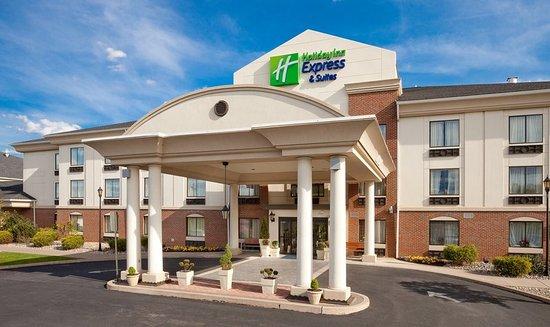Easton, Pensilvania: Hotel Exterior