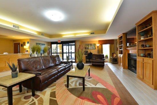 ปีเตอร์เบิร์ก, เวอร์จิเนีย: Hotel Lobby
