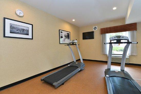 ปีเตอร์เบิร์ก, เวอร์จิเนีย: On-site Fitness Center