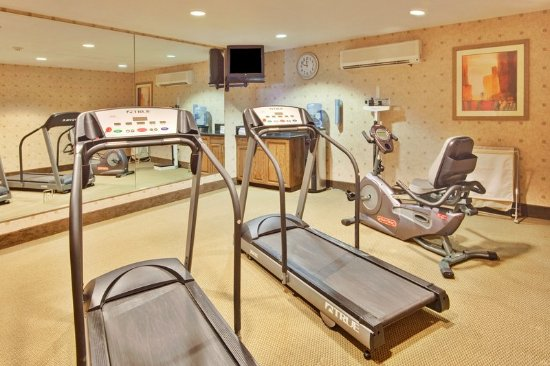 Delano, Kalifornia: Fitness Center