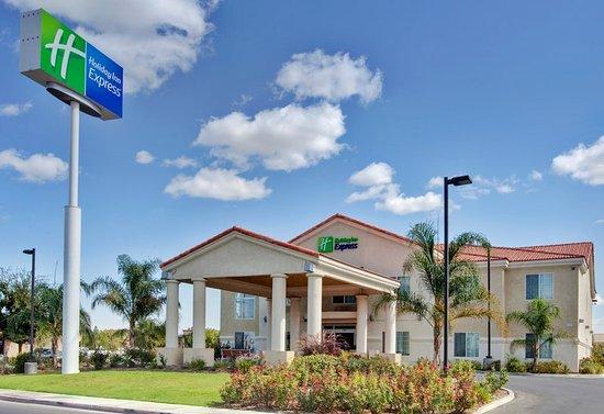 Delano, Californië: Hotel Exterior