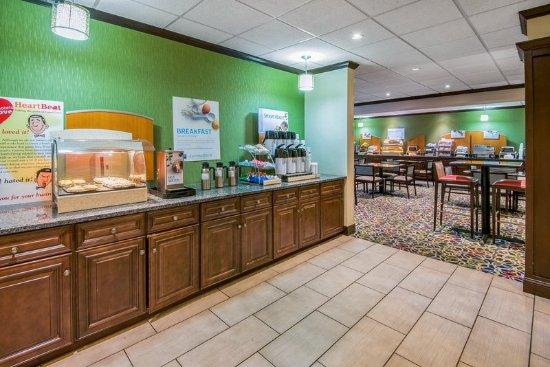 บรุกพาร์ก, โอไฮโอ: Breakfast Bar