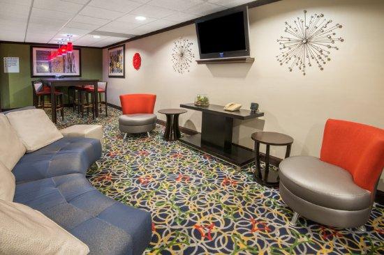 Брук-Парк, Огайо: Hotel Lobby