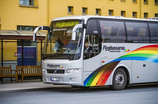 Arlanda Airport Delad Avgång Transfer