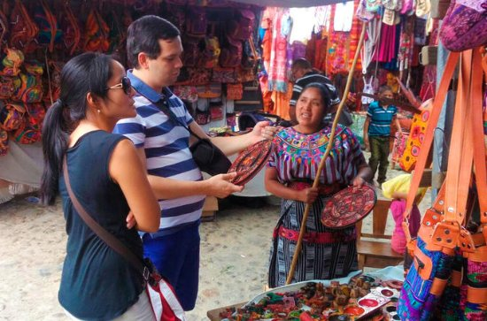 2 Day Tour: Chichicastenango Market...