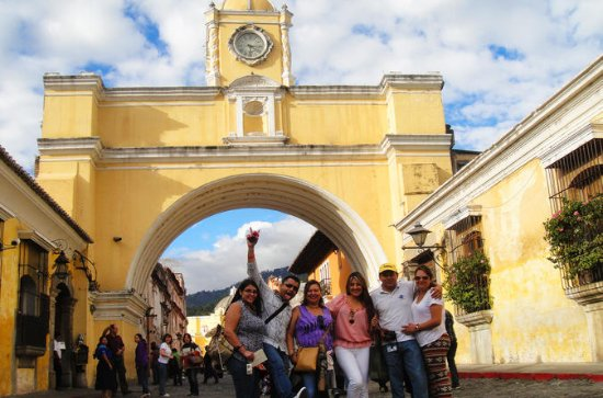 Full-Day Tour: Colonial Antigua, Jade...