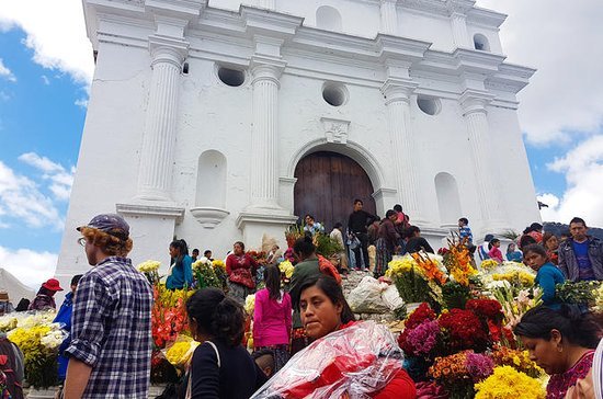 Private Tour: Chichicastenango Market...