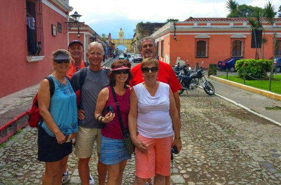 Full-Day Tour: Colonial Antigua, Jade ...