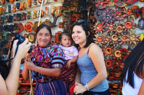 Private Tour: Chichicastenango Markt...