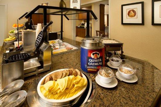 Линтикум-Хайтс, Мэриленд: Breakfast Bar
