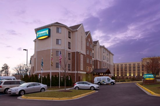 Линтикум-Хайтс, Мэриленд: All-Suite Hotel Near Baltimore Washington International Airport