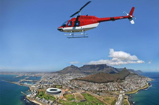 Cape Town Private Helicopter Tour...