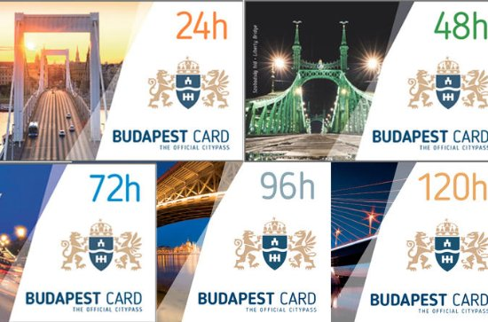 Tarjeta Budapest
