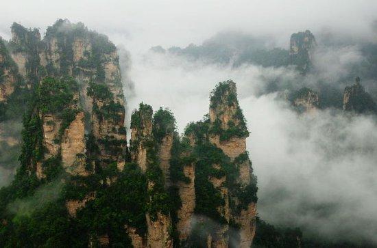Zhangjiajie: tour privato di 2