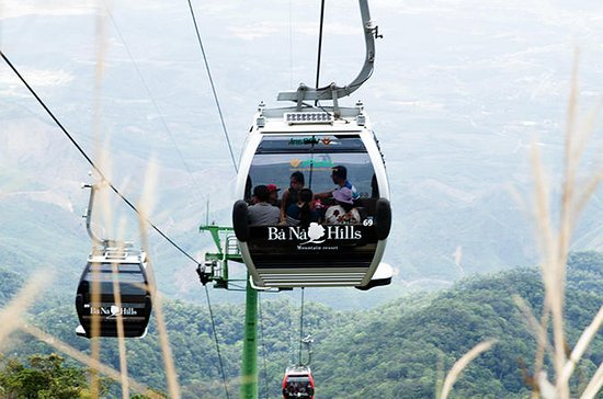 2-dagers Ba Na Hills Sightseeingtur...